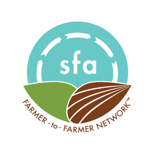 Sustainable Farming Association logo
